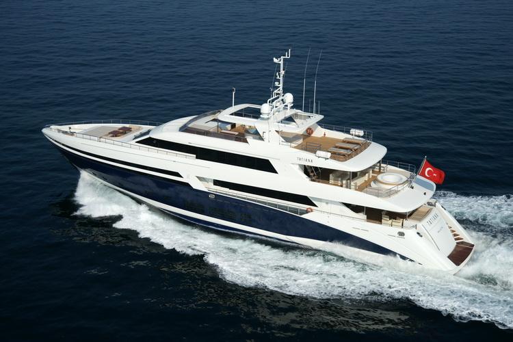 Bilgin Yachts 145 <strong>Tatiana</strong> (Motor Yacht)