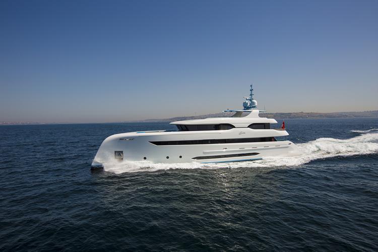 Bilgin Yachts 147 (Motor Yacht)