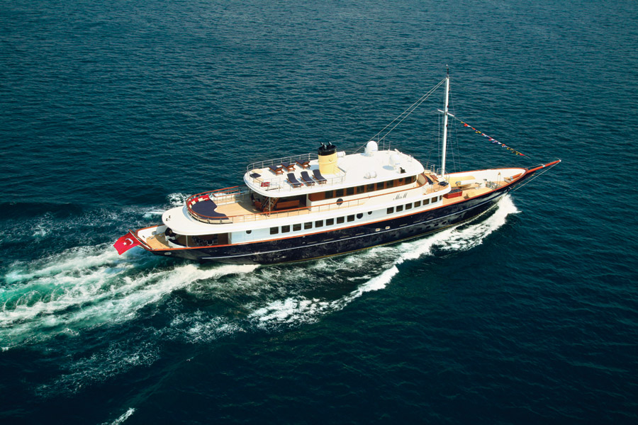 Bilgin Yachts 160 Classic (Motor Yacht)