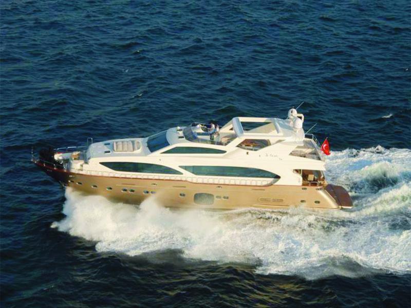 Bilgin Yachts 98 Plus <strong>Je T aime too</strong> (Motor Yacht)