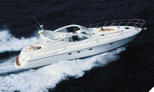 Birchwood Commando 510 Sportbridge (Open / Motor Yacht)