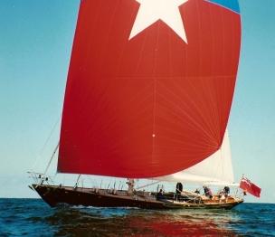 Bloemsma & Van Breemen <strong>Copihue</strong> (Sailing Yacht)