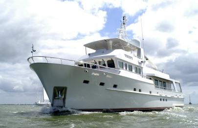 Bloemsma & Van Breemen <strong>Doggersbank</strong> (Motor Yacht)