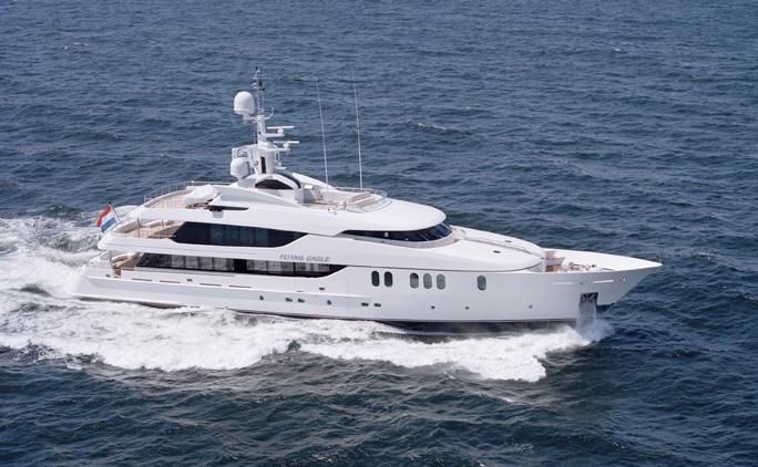 Bloemsma & Van Breemen <strong>Flying Eagle</strong> (Motor Yacht)