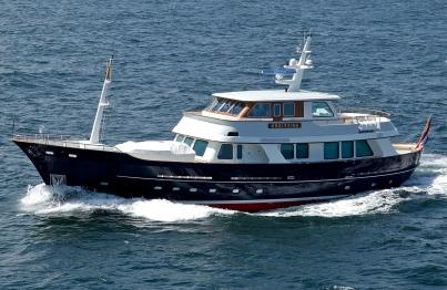 Bloemsma & Van Breemen <strong>Griffioen</strong> (Motor Yacht)
