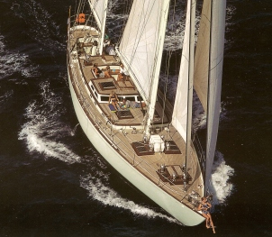 Bloemsma & Van Breemen <strong>Kroos</strong> (Sailing Yacht)