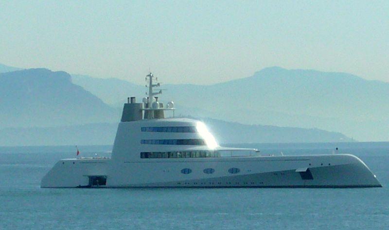Blohm & Voss <strong>A</strong> (Motor Yacht)