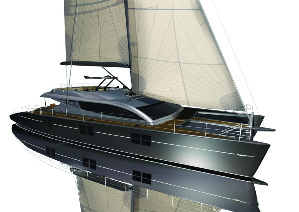 Blue Coast Yachts 95 (Voilier)