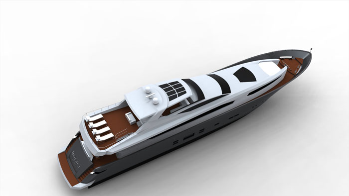 Bolici Yachts 136 (Motor Yacht)