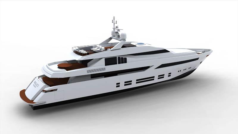 Bolici Yachts 156 (Motor Yacht)