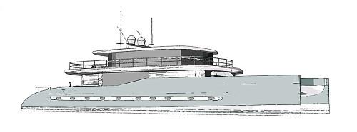 Bourniquel BC 110 (Motor Yacht)