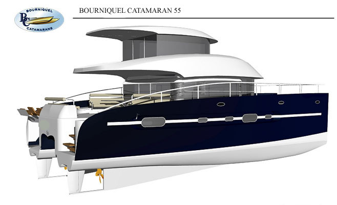 Bourniquel BC 55 (Motor Yacht)