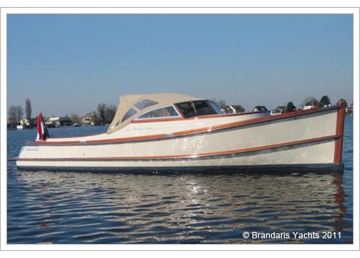 Brandaris Yachts All Seasons (Pêche Promenade)