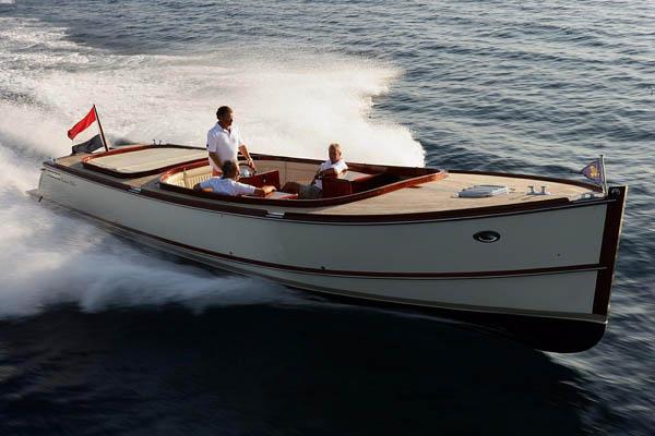 Brandaris Yachts Barkas 11 (Runabout)