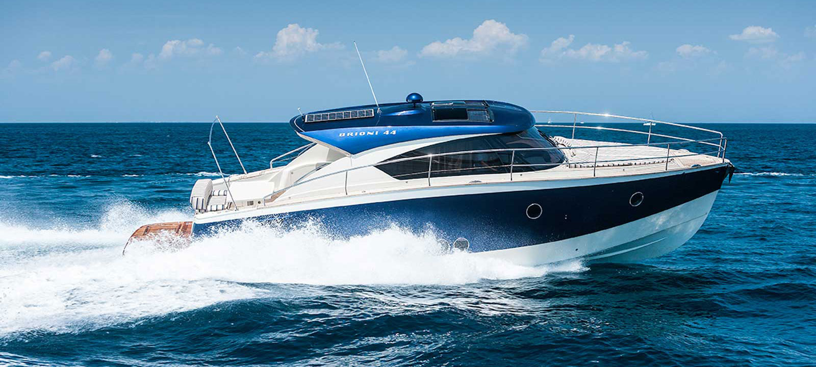 Brioni Yachts 44 (Power Boat)