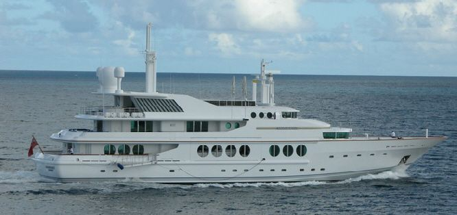 Brooke Marine <strong>Stefaren</strong> (Motor Yacht)