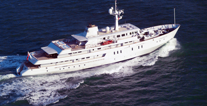 Brooke Marine <strong>Titan</strong> (Motor Yacht)