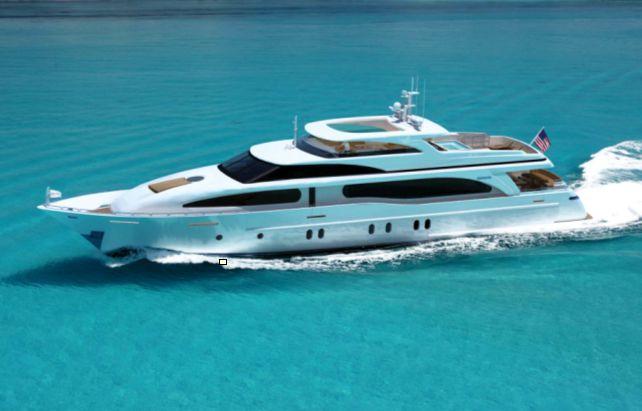 Broward Marine 128 Global (Motor Yacht)
