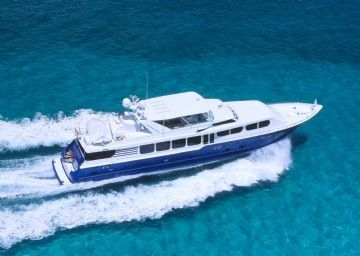 Broward Marine <strong>Entrepreneur</strong> (Motor Yacht)