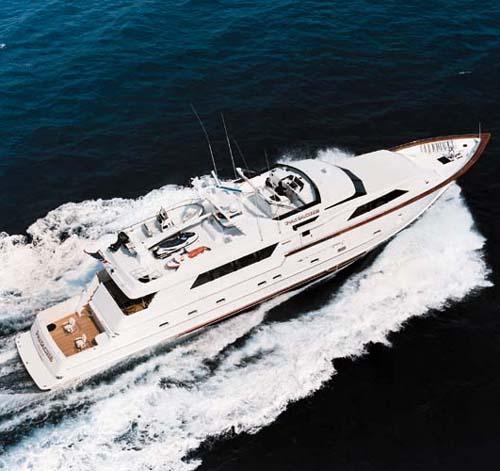 Broward Marine <strong>Panache</strong> (Motor Yacht)