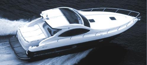 Bruno Abbate Primatist G 41 ATE (Power Boat)
