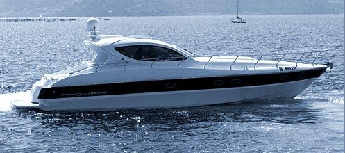 Bruno Abbate Primatist G 50 ATE (Power Boat / Motor Yacht)
