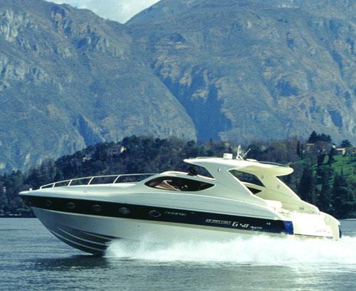 Bruno Abbate Primatist G 50 (Open / Motor Yacht)