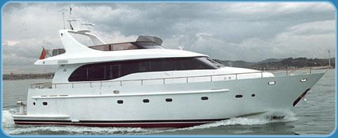 Bugari 20m (Fly / Motor Yacht)