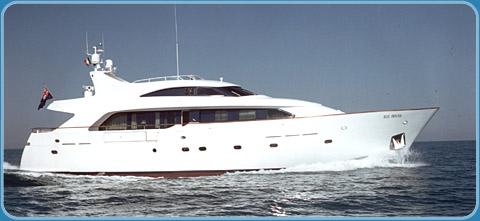 Bugari 26m (Motor Yacht)