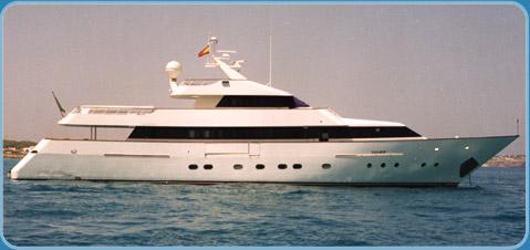 Bugari 36m (Motor Yacht)