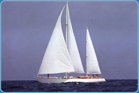 Bugari Sailing Yacht 22m <strong>Lady Blue</strong> (Voilier)