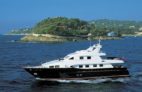Cbi Navi <strong>Mag II</strong> (Motor Yacht)
