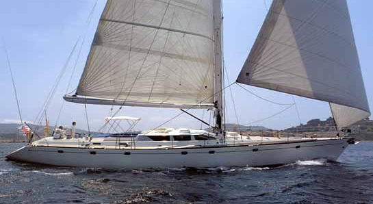 CIM Maxi 78 (Sailing Yacht)