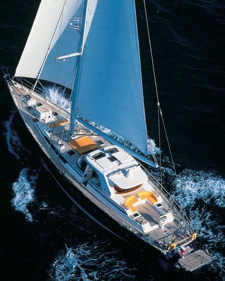 CIM Maxi 88' (Sailing Yacht)