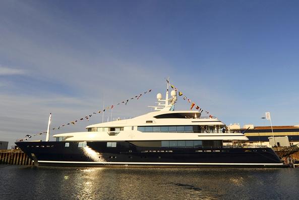 CMN Line 60 <strong>Cloud 9</strong> (Motor Yacht)