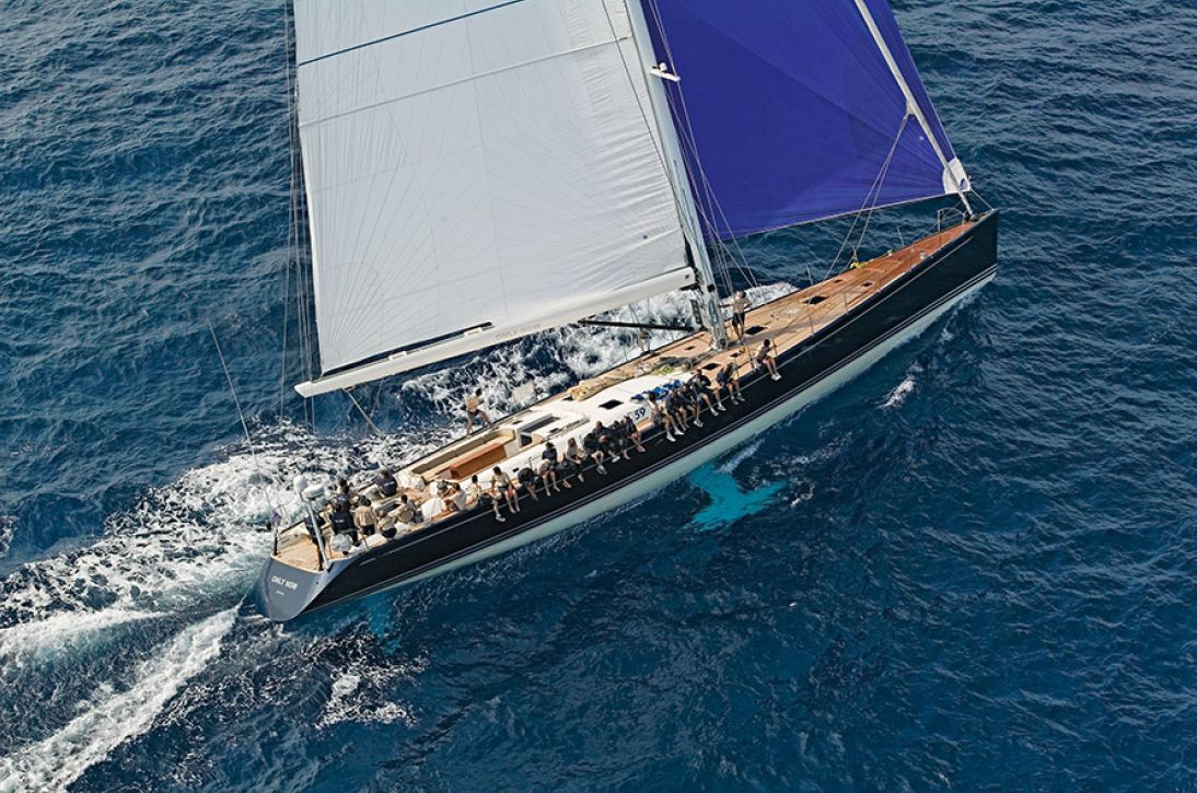 CNB 104 <strong>Only Now</strong> (Sailing Yacht)