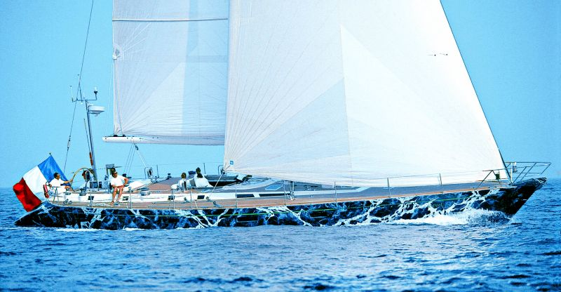 CNB 76 <strong>Vivant</strong> (Sailing Yacht)