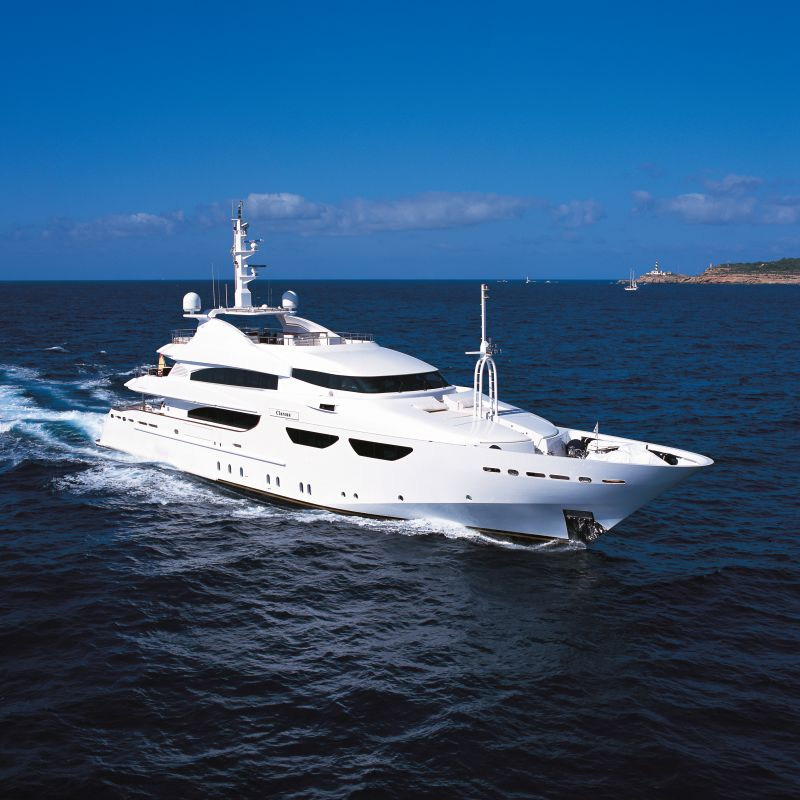 CRN Magnifica <strong>Clarena - ex Kooilust Mare</strong> (Motor Yacht)
