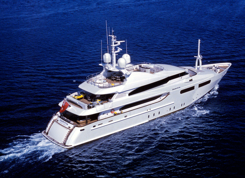 CRN <strong>Magnifica</strong> (Motor Yacht)