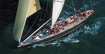 Camper & Nicholson <strong>Shamrock V</strong> (Sailing Yacht)