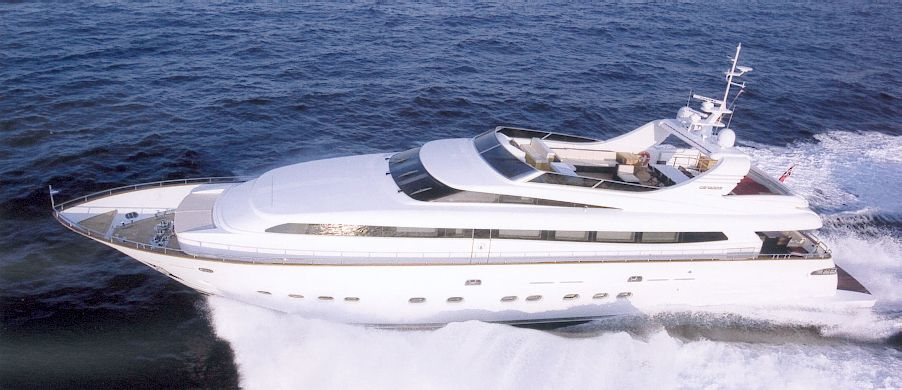 Canados 116 (Fly / Motor Yacht)