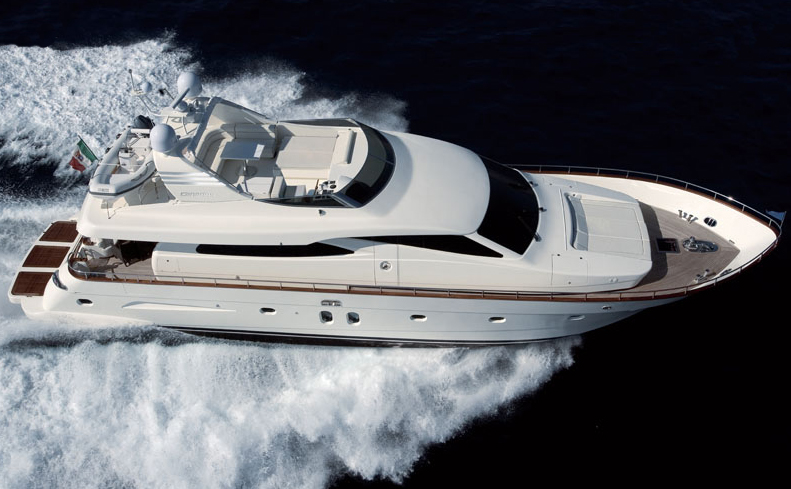 Canados 72 Fly (Fly / Motor Yacht)