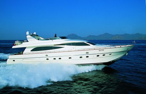 Canados 86 (Fly / Motor Yacht)