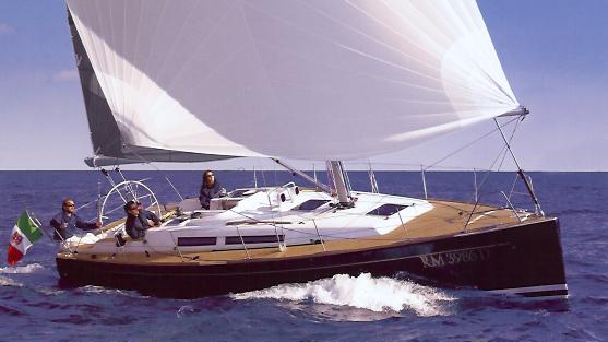 Cantiere del Pardo Grand Soleil 37 (Sailing Yacht)