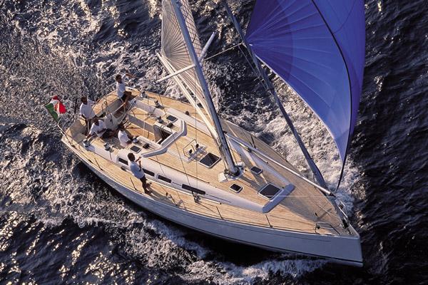 Cantiere del Pardo Grand Soleil 45 (Sailing Yacht)