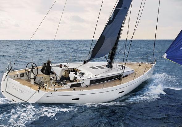 Cantiere del Pardo Grand Soleil 46 (Sailing Yacht)