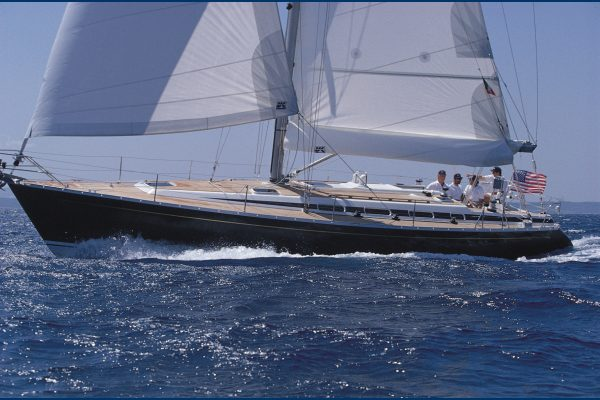 Cantiere del Pardo Grand Soleil 46,3 (Sailing Yacht)