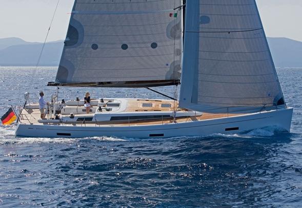 Cantiere del Pardo Grand Soleil 54 (Sailing Yacht)