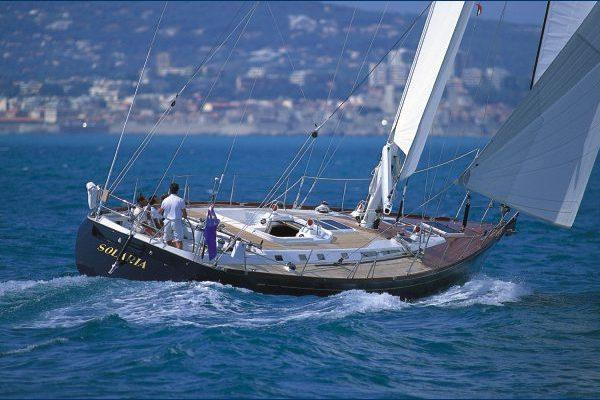Cantiere del Pardo Maxi One (Sailing Yacht)