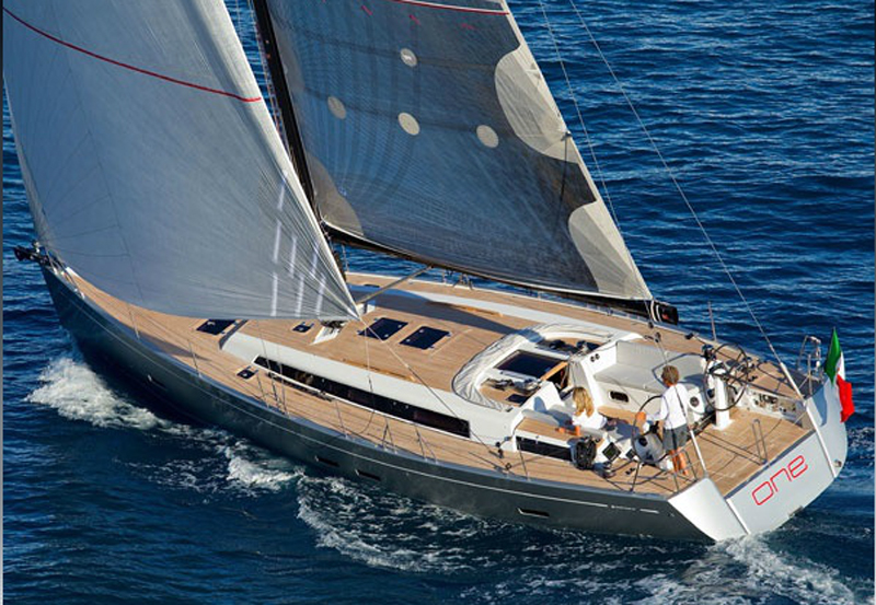 Cantiere del Pardo Grand Soleil 50 New (Sailing Yacht)